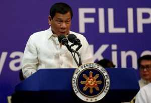 Presiden Duterte Sebut Dirinya akan Makan 'Hati' Para Teroris