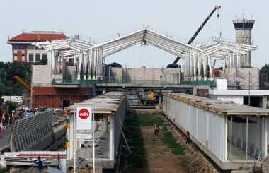 \BUSINESS HITS: Beginilah Kemewahan Stasiun Kereta Api Bandara Soetta\