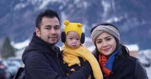 Kompaknya Raffi Ahmad dan Nagita Doakan Julia Perez