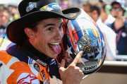 Raih Podium Perdana di Austin, Marquez: Kami Bisa Bersaing Ketat Raih Gelar Juara!