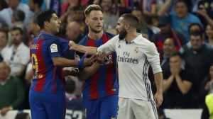 Tarik Baju Suarez, Carvajal: Ini Rumah Tim Juara Liga Champions, Pergilah Kau ke Copa del Rey!