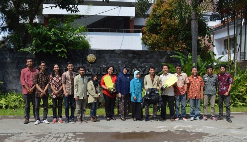 Teliti Arkeologi Maritim, Mahasiswa UGM Ekspedisi ke Sangihe