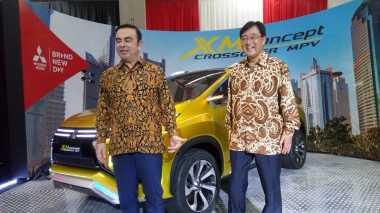 Target Mitsubishi dengan Adanya Pabrik Baru di Indonesia