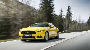 Terjual 150 Ribu Unit, Ford Mustang Jadi Sportcar Terlaris di Dunia