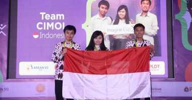 Aplikasi Perangi Berita Hoax Karya Anak Bangsa Menang di Final Imagine Cup Asia Tenggara