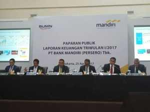 Bank Mandiri Genjot Transaksi Perdagangan Internasional