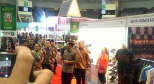 Market Share Hanya 1,4%, Jokowi Siap Intervensi Pasar Industri Kerajinan