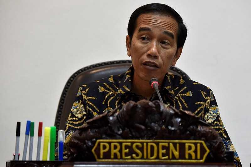 Presiden Jokowi: Hari ini, Minggu Ini, Bulan Ini Enggak Ada Reshuffle