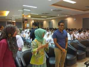 Program OK-OCE Anies-Sandi Bikin Pelajar Terpincut