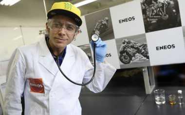Terkesan dengan Penampilan Rossi, Ini Tanggapan Legenda MotoGP