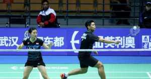 Praveen/Debby Lolos ke Babak Kedua Badminton Asia Championships 2017, Ronald/Melati Tumbang