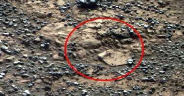 Jejak Kaki Ditemukan, Mars Diklaim Pernah Dihuni Makhluk Cerdas