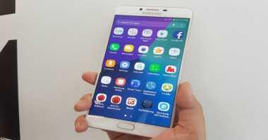 Adu Smartphone RAM 6GB, Galaxy C9 Pro vs R9S Plus