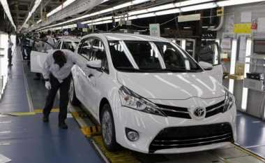 Toyota Bakal Produksi Mobil Compact & Listrik di Thailand