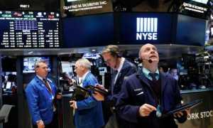 Wall Street Bergerak Tipis Dibayangi Laporan Keuangan Emiten