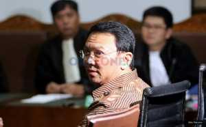 DPR: Rendahnya Tuntutan Ahok Tak Lepas dari Peran Jaksa Agung