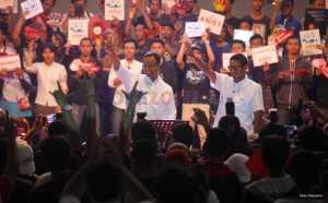 Hasil Rekapitulasi Pilkada DKI, Anies-Sandi Menang Telak di Kepulauan Seribu