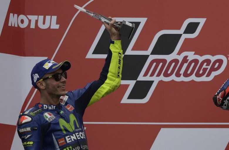 Rainey: Ada Kesamaan Antara Saya dan Valentino Rossi
