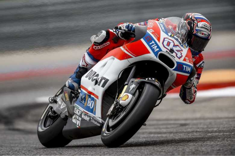 <i>Memble</i> di Austin, Dovizioso Minta Ducati Fokus di Seri Berikutnya