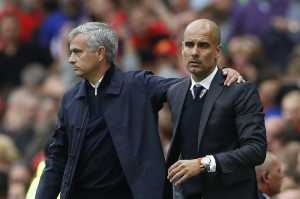 Dari Sisi Bawa Kebangkitan Tim, Mourinho Lebih Unggul ketimbang Guardiola