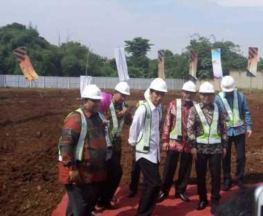 \Wih, Jokowi Sebut Harga Tanah di Jakarta Rp250 Juta/Meter Persegi\