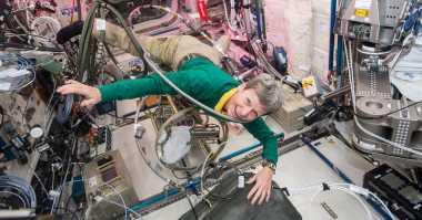 Yuk, Intip Rutinitas Para Astronot di Luar Angkasa