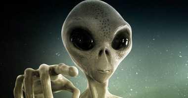 Ilmuwan Yakini Alien Pernah Tinggal di Bumi