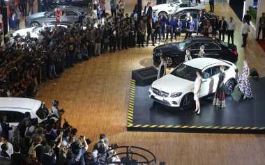 Pemerintah Ingin Atasi Macet Tanpa Mengorbankan Penjualan Mobil