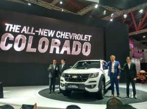 Chevrolet All New Colorado Siap Hadapi Triton & Hilux di Indonesia