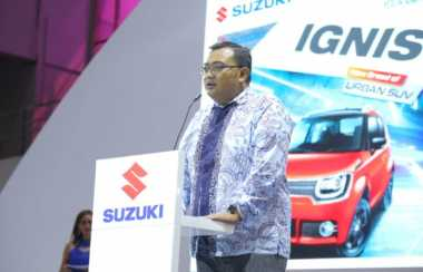 Ignis Jadi Primadona Suzuki di IIMS 2017