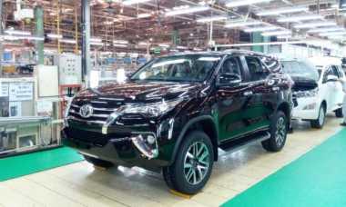 Toyota Tak Khawatir Ada Honda CR-V 7-Seater