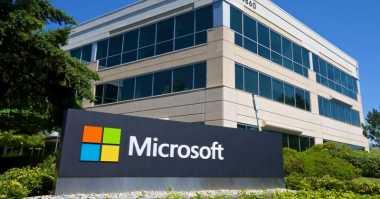 Duh, Pendapatan Ponsel Microsoft Melorot