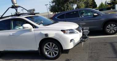 Apple Lakukan Uji Mobil Tanpa Sopir di Sillicon Valley