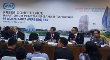 \Naik 242%, Laba Bersih Wijaya Karya Tembus Rp245 Miliar\