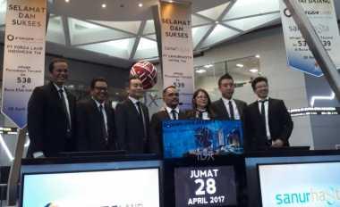 \Sanurhasta Mitra Awali Hari Perdana di Bursa dengan Kenaikan 69%   \
