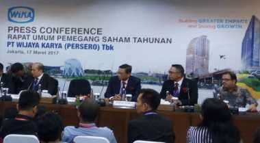 \BUSINESS HITS: Laba Wijaya Karya Tembus Rp245,08 Miliar\