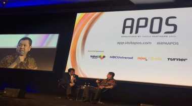 \Hary Tanoe: TV Berbayar di Indonesia Bisa Melesat Bila Dibenahi\