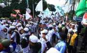Massa GNPF Mulai Konvoi ke PN Jakut, Polisi Siapkan Rekayasa Lalu Lintas