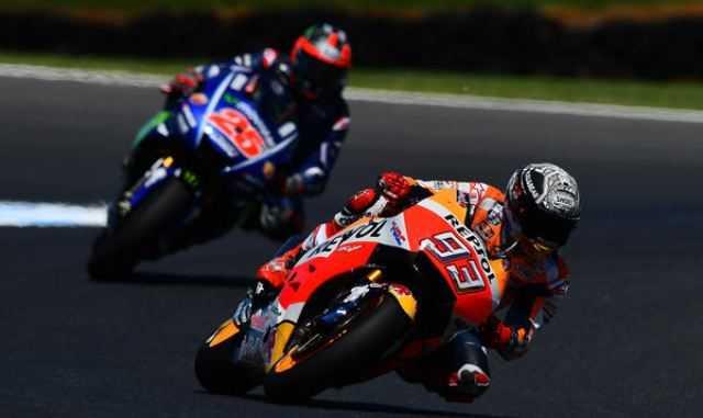 Bakal Terlibat Rivalitas Sengit di MotoGP, Ini Saran Rainey kepada Marquez dan Vinales