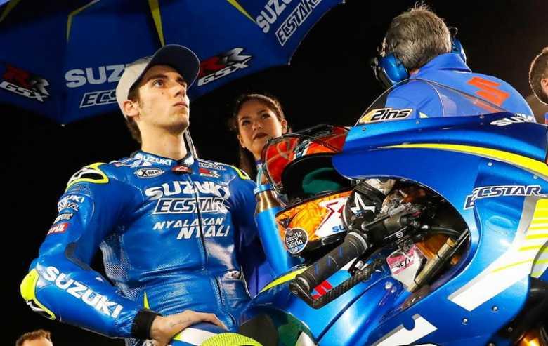 Cedera Tangan, <i>Test Driver</i> Suzuki Gantikan Alex Rins di GP Jerez