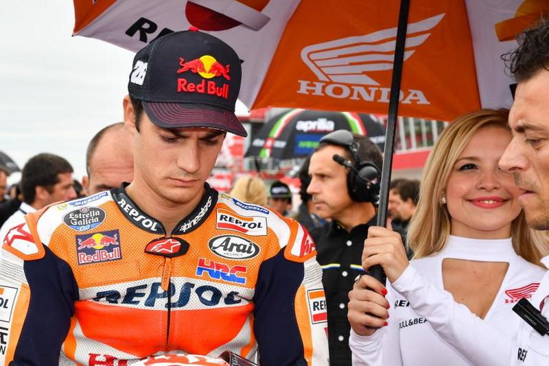 Tonton Balapan MotoGP, Pedrosa: Saya Pelajari Kesalahan dari Siaran Ulang