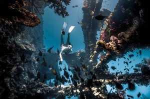 Yuk, Telusuri Spot Kapal Karam Keren di Bali