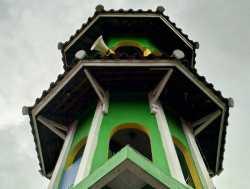 Belajar Sejarah Penyiaran Islam di Masjid Kali Pasir, Tangerang