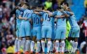 Manchester City Tidak Kompetitif, Sergio Aguero: Kami Sial!