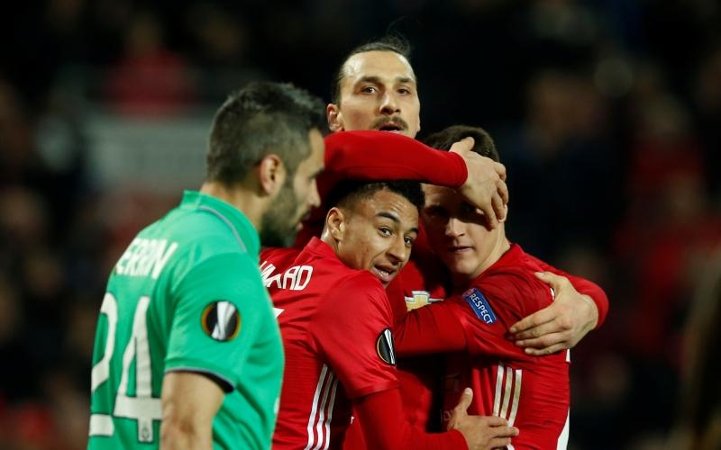 Tak Kebobolan di Derby Manchester, Lampard Puji Lini Belakang Man United