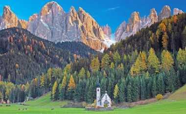 \7 Kapel Paling Indah di Eropa\