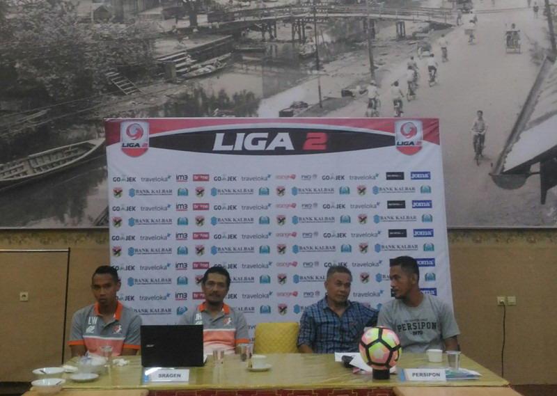 Kalah 0-1 dari PSIS Semarang, Strategi Counter Attack Persipon Tak Membuahkan Hasil