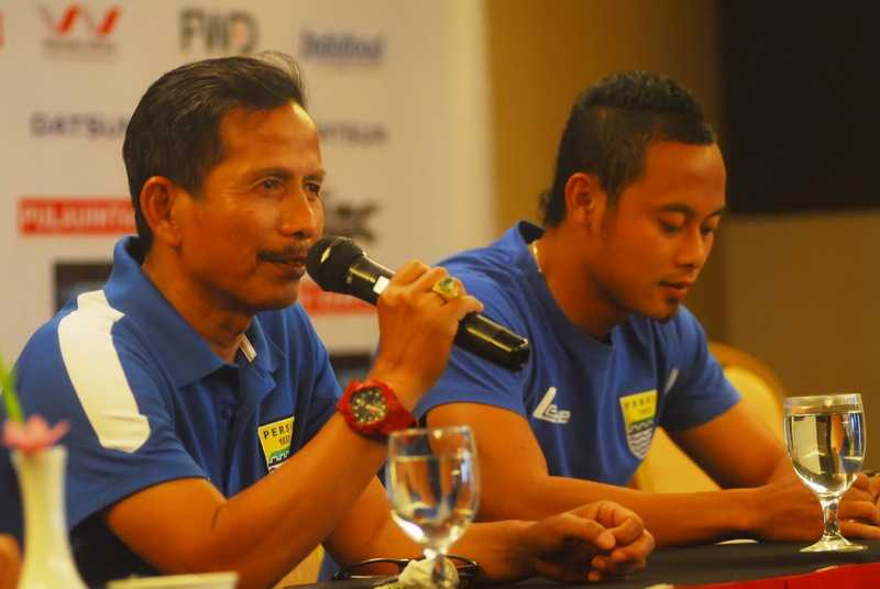 Hadapi Sriwijaya FC, Persib Bandung Incar Kemenangan
