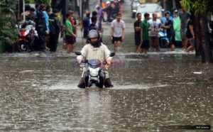 Duh! 3 Kecamatan Kabupaten Bandung Direndam Banjir