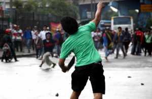 Waduh, Pelajar SD dan SMP Terlibat Tawuran di Purwakarta